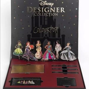 Disney Designer Collection Cosmetic from ColourPop